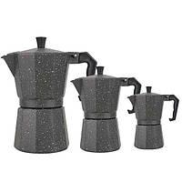 Гейзерная кофеварка на 300 мл Maestro MR-1666-3G