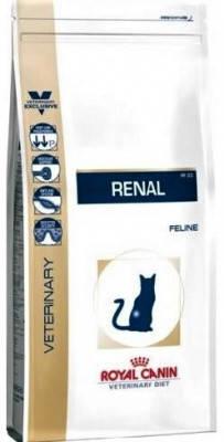 Royal Canin Renal корм для кошек при почечной недостаточности 4 кг, фото 2