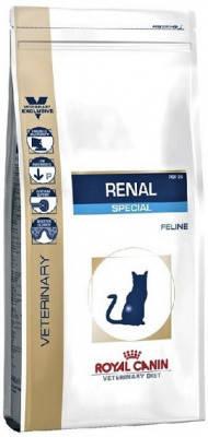 Диетический корм Royal Canin Renal Special для кошек при болезнях почек 500 г, фото 2