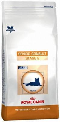 Диетический корм для пожилых котов Royal Canin Senior Stage 2  1,5 кг, фото 2