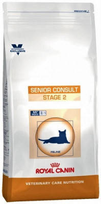 Диетический корм для пожилых котов Royal Canin Senior Stage 2 3,5 кг, фото 2