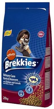 Brekkies Cat Urinary Корм для кішок при сечокам'яній хворобі 1,5 кг, фото 2