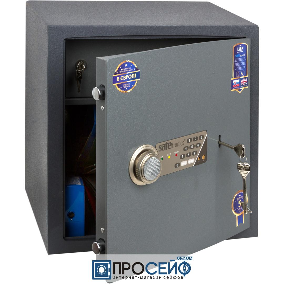 Офисный сейф Safetronics NTL 40E-Ms