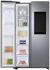 Холодильник SAMSUNG RS68N8941SL/EF Family Hub, фото 3
