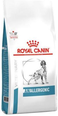 Лечебный корм Royal Canin Anallergenic для собак Роял Канин Аналердженик 3 кг