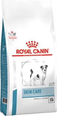 Royal Canin Skin Care Small для маленьких собак при кожных заболеваниях 2 кг