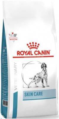Лечебный корм Royal Canin Skin Care Adult  для собак при дерматите 11 кг