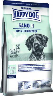 Диетический корм Happy Dog Sano N при заболеваниях печени и почек 1 кг, фото 2