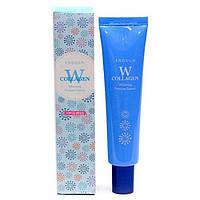 Enough W Collagen Whitening Premium Essence Осветляющая эссенция с коллагеном