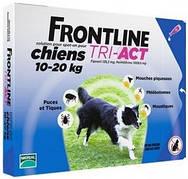 Merial Frontline (Фронтлайн) Tri-Act Капли для собак 10-20 кг