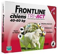 Merial Frontline (Фронтлайн) Tri-Act Капли для собак 40-60 кг