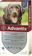 Advantix (Адвантикс) Bayer Капли на холку для собак 25-40 кг 1 шт