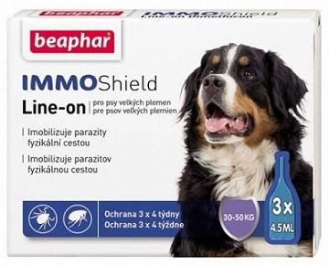 Beaphar Immo Shield Беафар капли на холку для собак 30-50 кг 3 шт