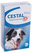 Ceva Cestal Plus (Цестал Плюс) Таблетки от глистов для собак