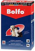 Bolfo (Больфо) Антіблошіний нашийник для кішок і собак 35 см
