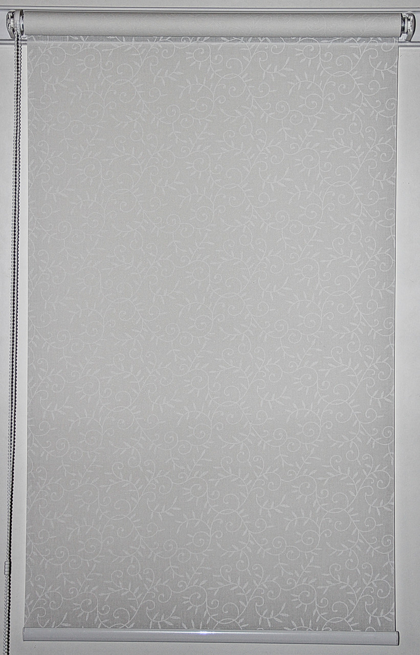 Готовые рулонные шторы 325*1500 Ткань Lace (Лэйс) (Квиты 5175/1)