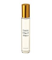 Парфюмерная вода женская Little Black Dress, LBD, Эйвон, Avon, маленькое черное платье, спрей, мини духи 10 мл