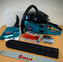 Бензопила SIRIUS CS-4200 (праймер, легкий запуск)