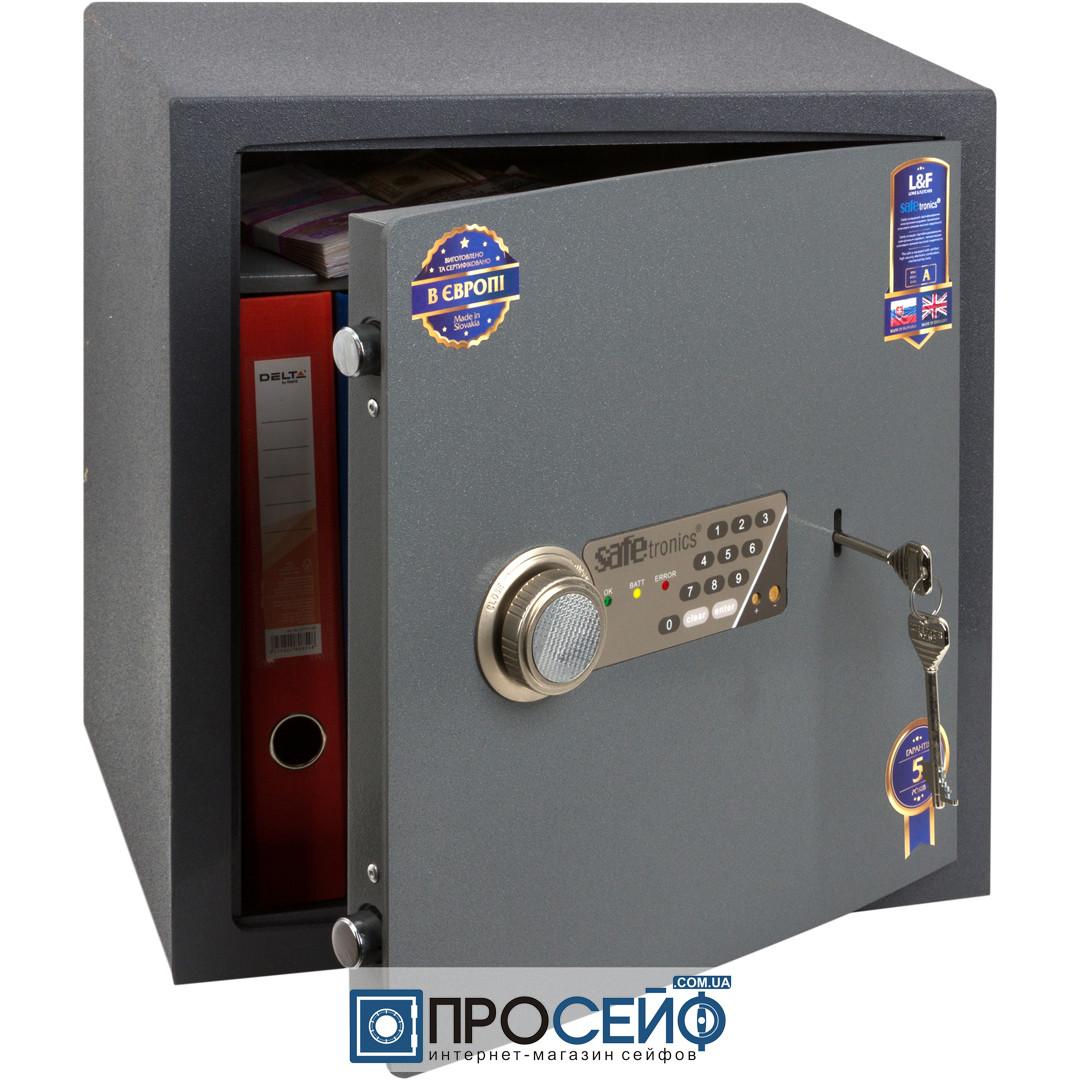 Офисный сейф Safetronics NTL 40E-M