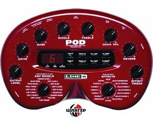 LINE 6 POD 2.0 Процессор для электрогитары