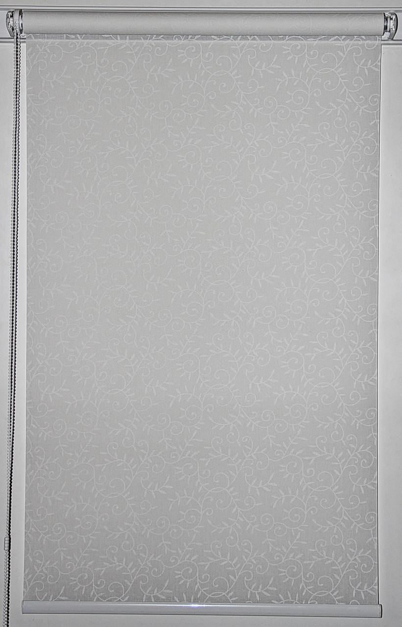 Рулонная штора 425*1500 Ткань Lace (Лэйс)