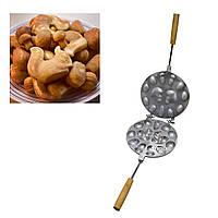 Форма большая для выпечки орешков и белочек (орешница) «Белочка»