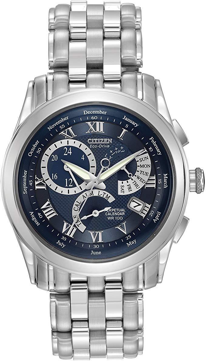 Часы Citizen Eco-Drive BL8000-54L Perpetual Calendar E8700