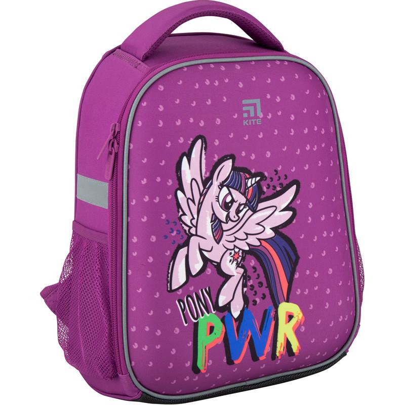 Рюкзак школьный каркасный Kite 555 My Little Pony LP20-555S