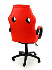 Кресло офисное Celestia PRO красно-черный FUNFIT HOME&OFFICE, фото 2