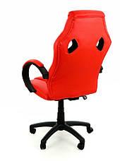 Кресло офисное Celestia PRO красно-черный FUNFIT HOME&OFFICE, фото 3