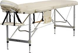 Стол, кровать, алюминиевые для массажа 2 секционные BODYFIT