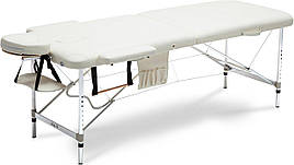 Стол, кровать для массажа, Алюминиевые, 2 секционные XXL BODYFIT