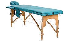 Стол, кровать для массажа 3 секционные деревянные BODYFIT, фото 3