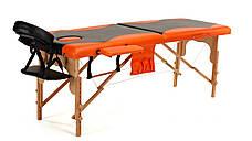 Кровать для массажа 2 автоматические два тона BODYFIT, фото 2