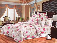 Комплект постельного белья №пл130 Семейный