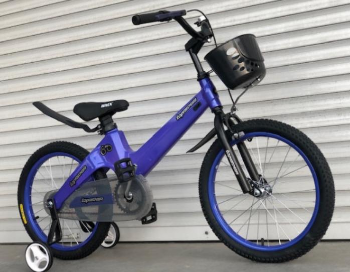 """Детский велосипед Топ Райдер (Тop Rider) магниевый 16 дюймов """"TT-001"""" , розовый"""