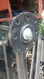 Адаптер-мототрактор ЕВРО-Т3 БелМет  для мотоблока с водяным охлаждением, фото 8