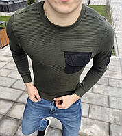 Чоловіча кофта з кишенею