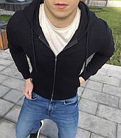 Урецкая Мужская кофта с капюшоном, фото 1