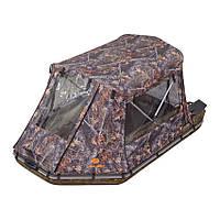Тент палатка на моторную Колибри КМ-260