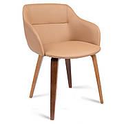 Мягкий стул Sofotel Severa светло-коричневый