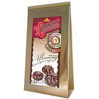 Печенье шоколад в шоколадной глазури Корисна Кондитерська 130г
