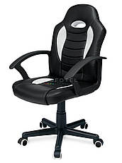 Игровой вращающееся кресло для игрока белый Sofotel Scorpion, фото 2