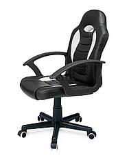 Игровой вращающееся кресло для игрока белый Sofotel Scorpion, фото 3