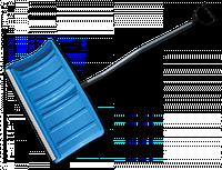Лопата-плуг для прибирання снігу з вигнутим черешком, KT-CXG811-D Bradas