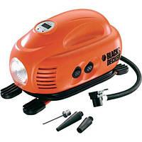 Компресор автомоб. B&D ASI200 (12В, тиск мах. 120PSI / 8,3 bar.)