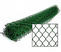 Сітка рябиця ПВХ 2,5()1,6)мм 50х50мм, 1,2 м (10м) огороджувальна