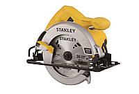 Пила дискова Stanley STSC1618 циркул.ручна (1600Вт; диск 185мм; пропил 62мм)