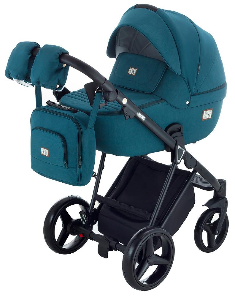 Дитяча коляска 2 в 1 Adamex Mimi CR15