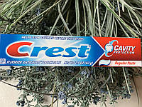 Антикариесная зубная паста Crest Cavity Protection Regular Paste, 82 грамм